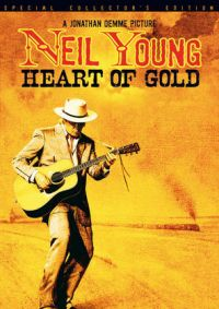 Cover Neil Young - Heart Of Gold [DVD]